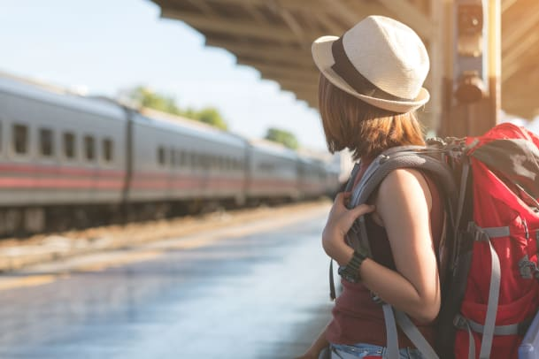 Klug im Zug