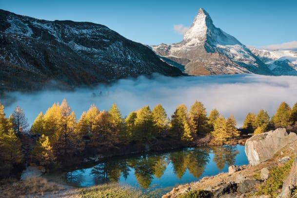 Einfach goldig – fünf Herbstwanderungen in der Schweiz