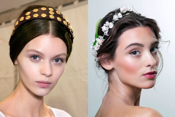 Schön verspielt: Accessoires für die Haare