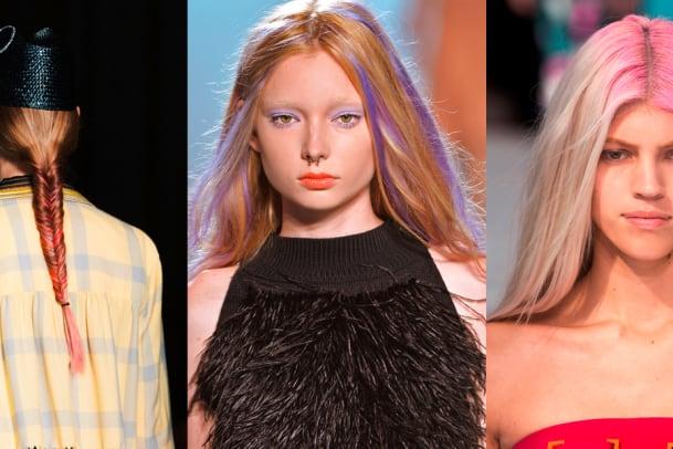Haartrends 2015: Unsere liebsten Sommerfrisuren