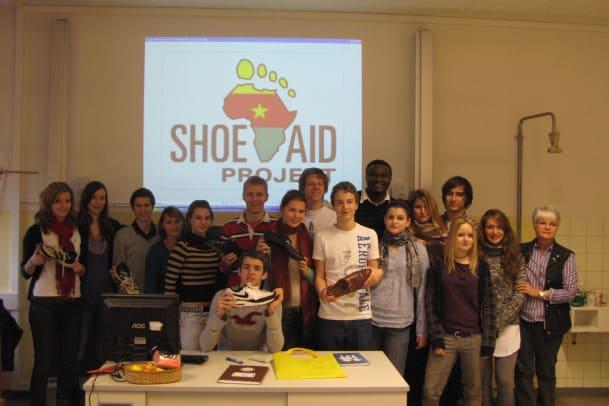 Amazee – Shoe Aid