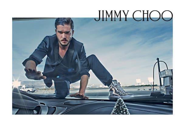 Jimmy Choo: Kit Harington ist Kampagnen-Gesicht 2015