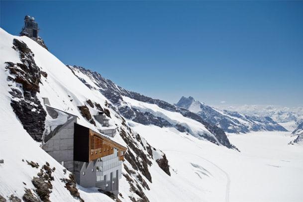 4. Etappe: von Luzern über den Brünigpass aufs Jungfraujoch