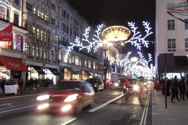 Christmas-Shopping in London: Zehn Tipps