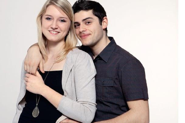 Lovestory: Nadine Büchel und Dario Canal – der Zufall der Liebe