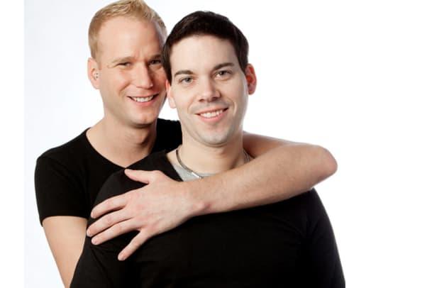 Lovestory: Serjoscha Graber und Björn Linder sind seit drei Jahren ein Paar