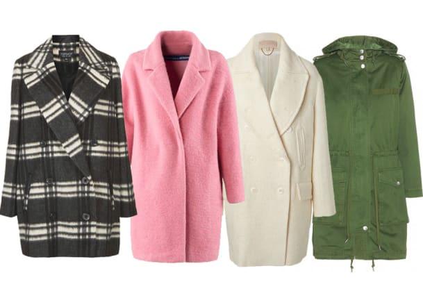 Blazer-Mantel, Parka und Oversize-Coat: Die Mäntel der Saison zum Bestellen