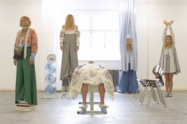 Ausstellung in Winterthur: Perspectives – Performing Fashion