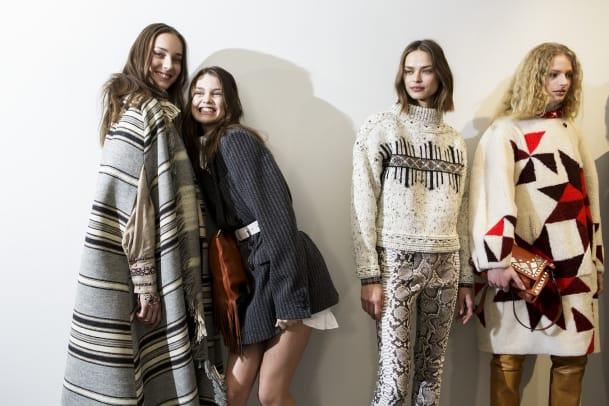 Neue Wintermode: Die Trends aus Paris