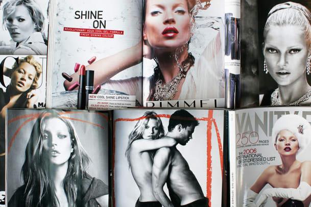 Mode in Film, Kunst und Literatur