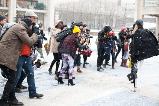 Auf den Strassen von New York: Die schönsten Streetstyles an der Fashion Week