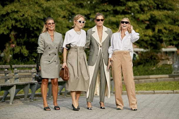 Diese Streetstyle-Trends der Fashion Week müssen wir uns merken