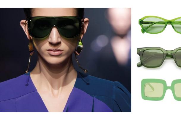 Dieser Sonnenbrillen-Trend begleitet uns in den Herbst hinein