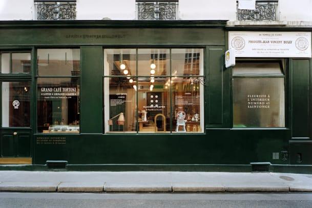 Die versteckten Plätze in Paris