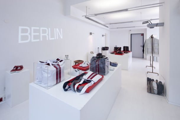 Bally Pop Up-Store in Berlin