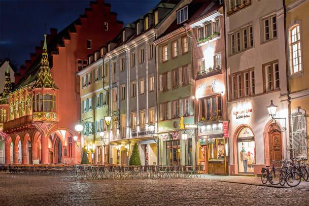 Putzmunter in Freiburg