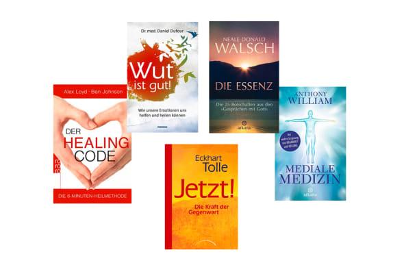 Literatur: Fünf Bücher zur Selbsthilfe