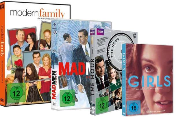 Oh du fröhliche Fernseh-Zeit: Die besten TV-Serien