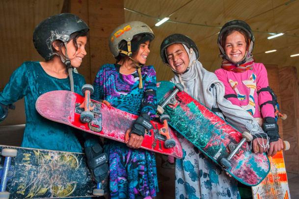 Die starken Mädchen von Kabul