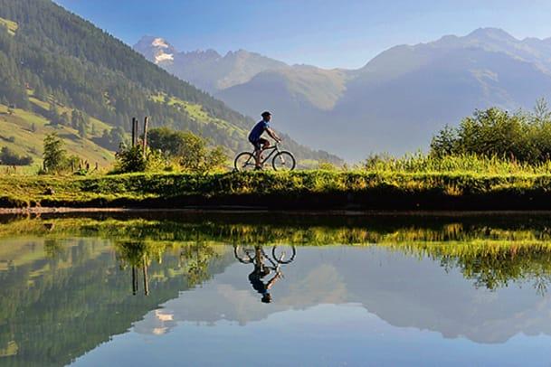 Ab aufs Velo: Touren-Tipps in der Schweiz