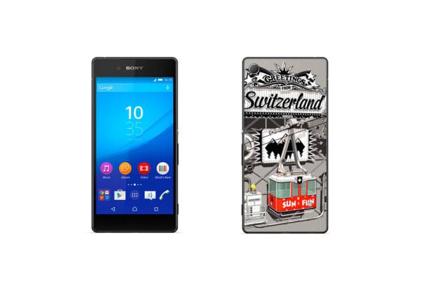 Sony lanciert Schweizer Edition für das Xperia Z3+