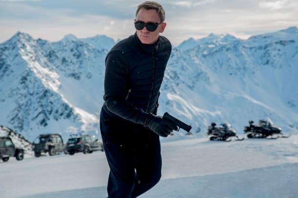 Filmreif: Das neue James-Bond-Movie «Spectre»