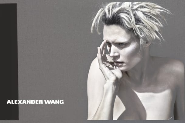 Alexander Wang zeigt vorab Bilder seiner neuen Kampagne