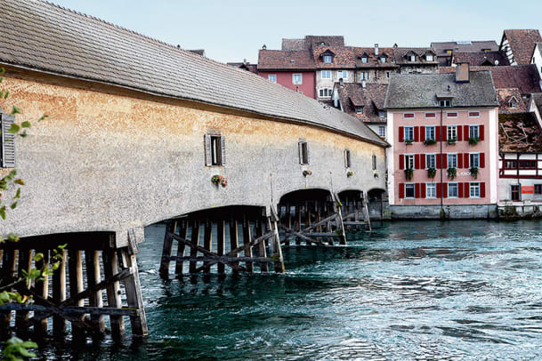 annabelle reist in acht Etappen durch die Schweiz