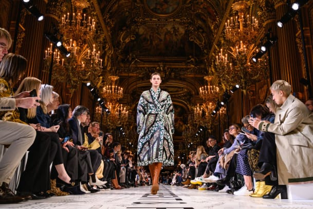 Die fünf Lieblingsshows der Modechefin aus Paris