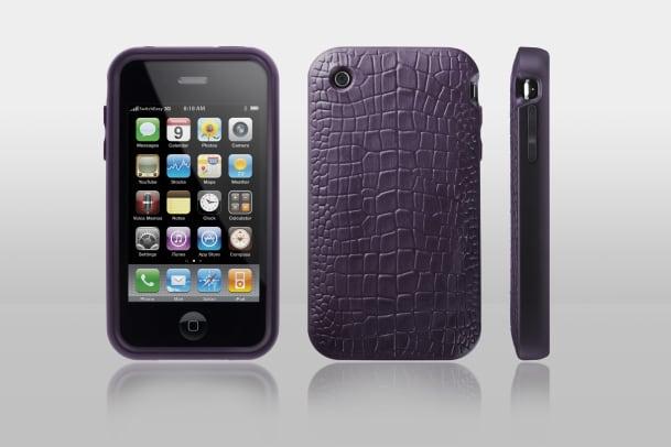 Kroko-Look für's iPhone