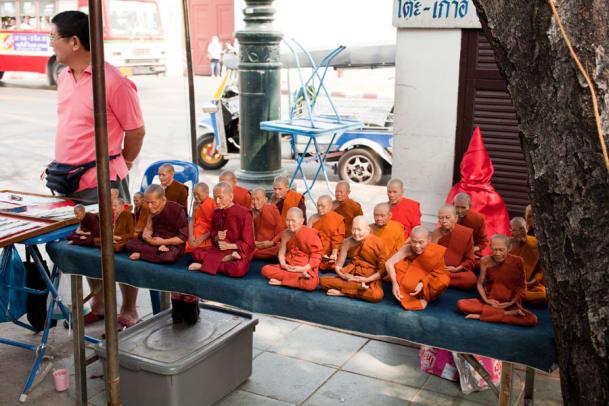Backpacken in Thailand: Eine Reise voller Erinnerungen