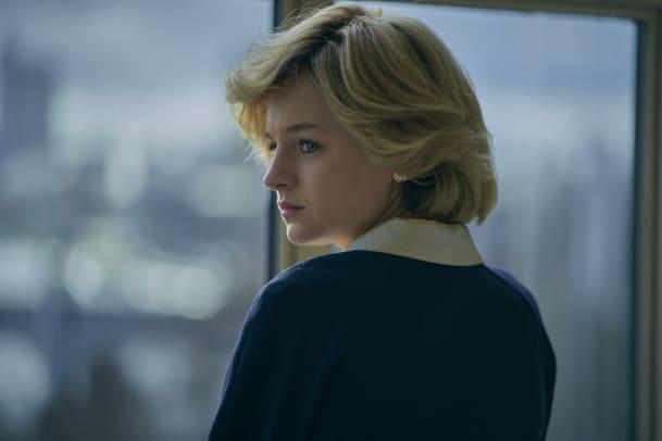 The Crown: 5 Facts über Diana-Darstellerin Emma Corrin