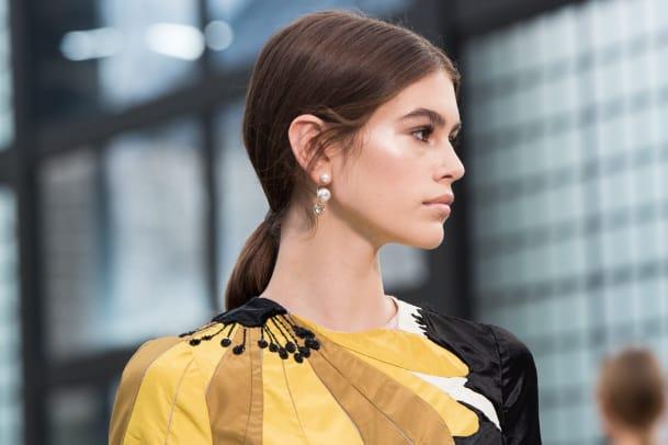 Die Frisurentrends der Fashion Weeks