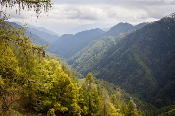 Valle Onsernone: Das Tal der Dichter