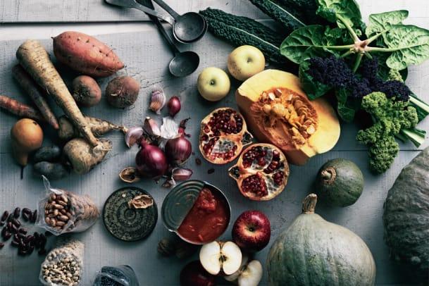 Vegetarisches Rezept: Kürbispüree mit Linsen am Meat Free Monday