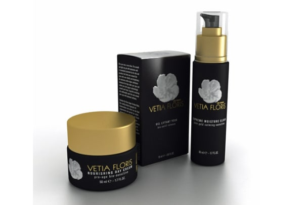Luxus-Biopflege von «Vetia Floris»