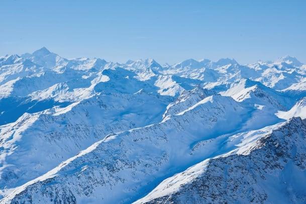Winter-Spaziergang im Lötschental