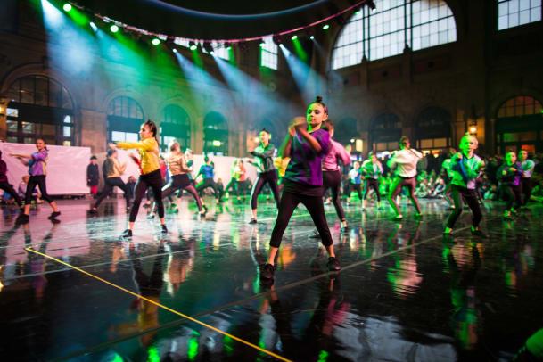 Zürich tanzt auch 2015: Crashkurse und Vorstellungen