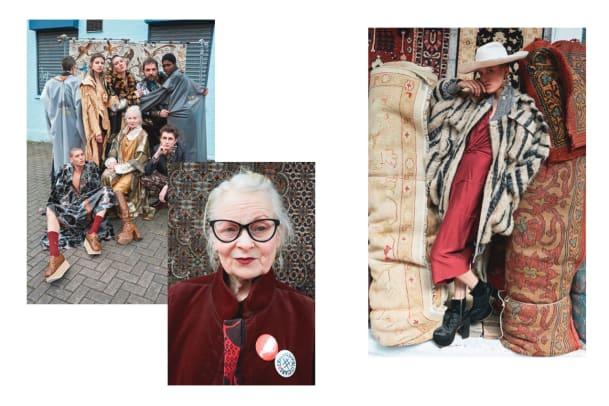 Tamy Glauser wird das neue Gesicht von Vivienne Westwood