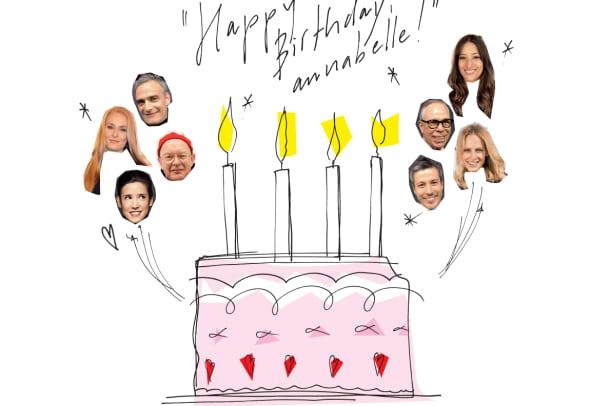 Happy Birthday, annabelle!