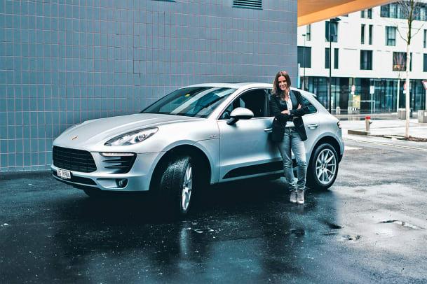Tiger Mom: Porsche Marcan S im Test