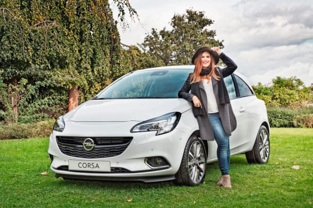 Ganz das Gotti: Der Opel Corsa E im Test