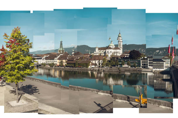 Solothurn: Sommer-Ausflug in die Barockstadt