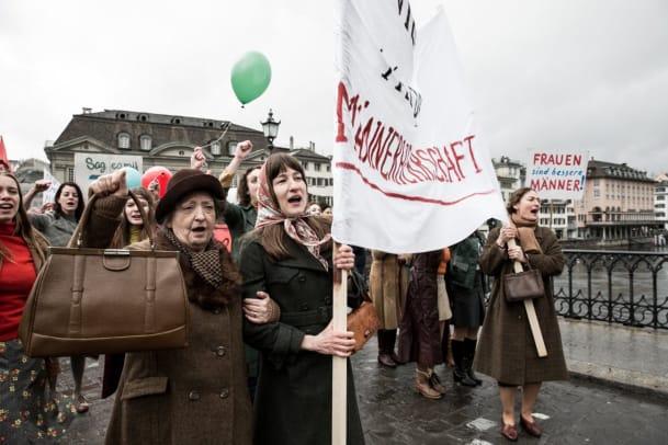 Warum kam das Frauenstimmrecht in der Schweiz so spät?