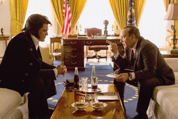 Pop und Politik im Film «Elvis & Nixon»