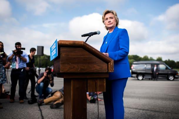 Hillary Clinton: Der lange Weg zur Macht