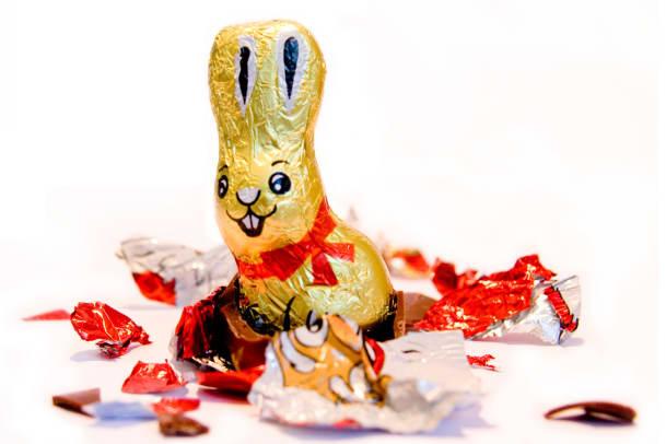 Was passiert mit der Schokolade nach Ostern?