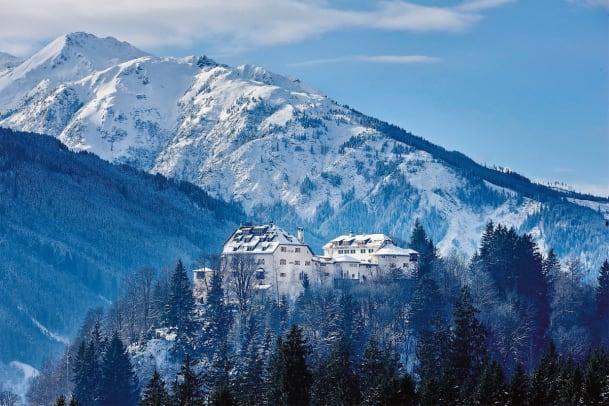 Wellness-Tipp: Auf den Spuren von Coco Chanel im Hotel Schloss Mittersill