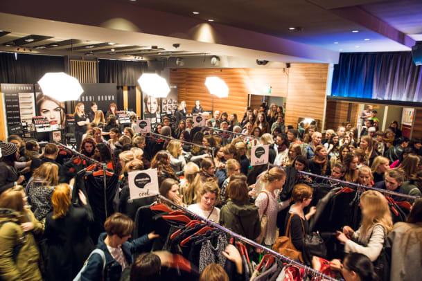 Full House: Die Eventbilder zum 4. annabelle Swap