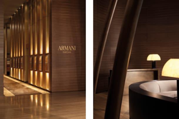 Armani geht unter die Hoteliers